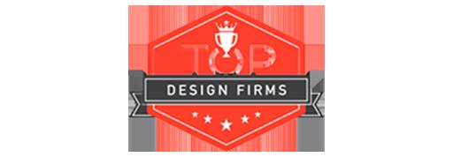 site footer - top design firms logo