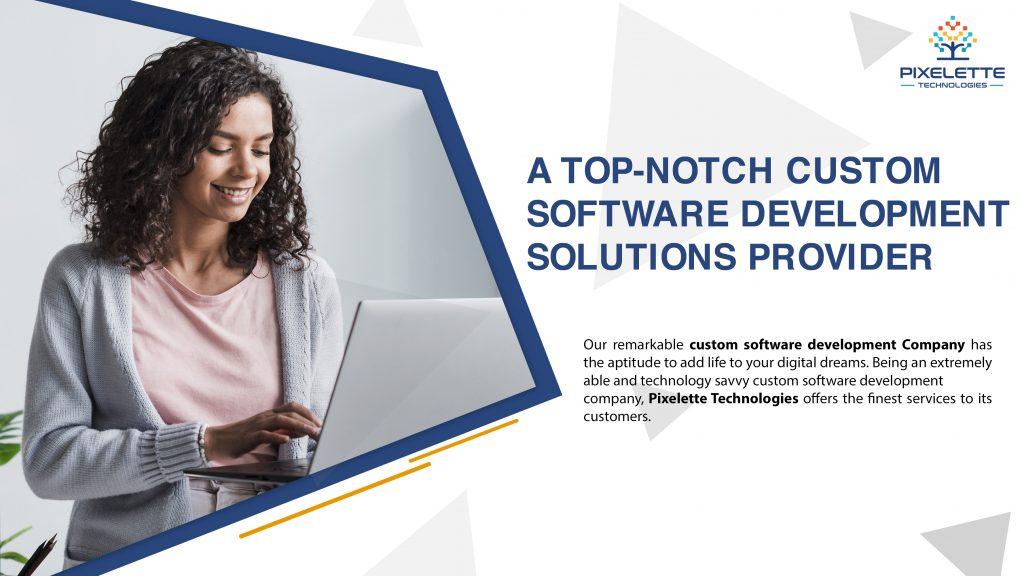 Custom Software Development Solutions