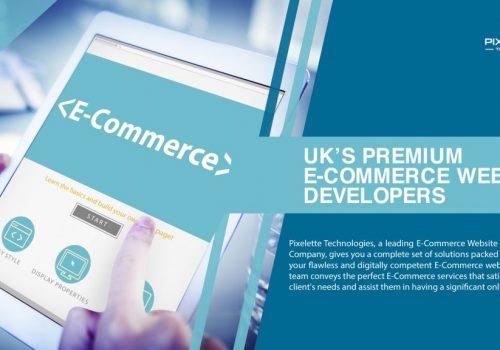 UK's Premium E-Commerce Website Development