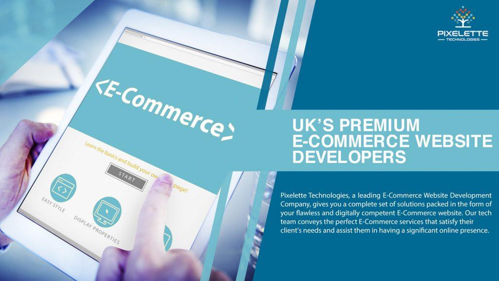 UK's Premium E-Commerce Website Developers