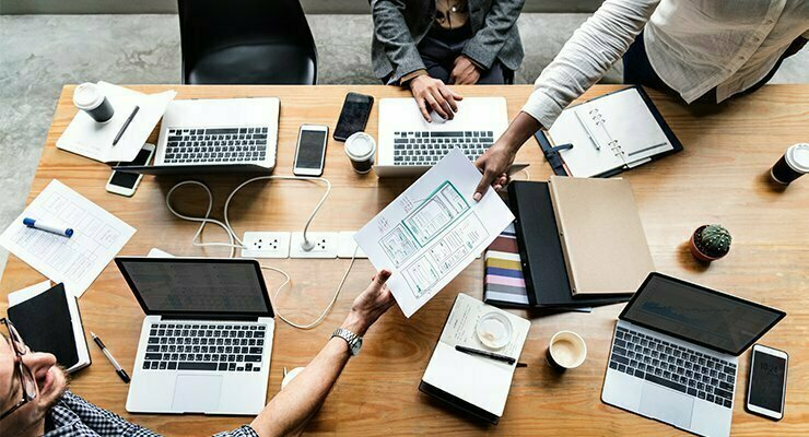 Hiring a professional web development company