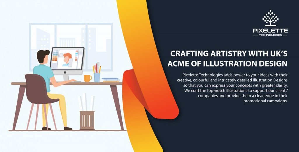 Crafting Artistry With UK's Top Of Illustration Design