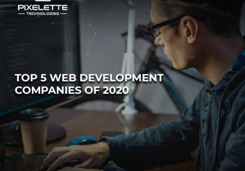Top Web Development Companies of 2020