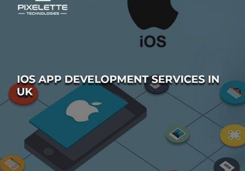 IOS App Development Services in UK