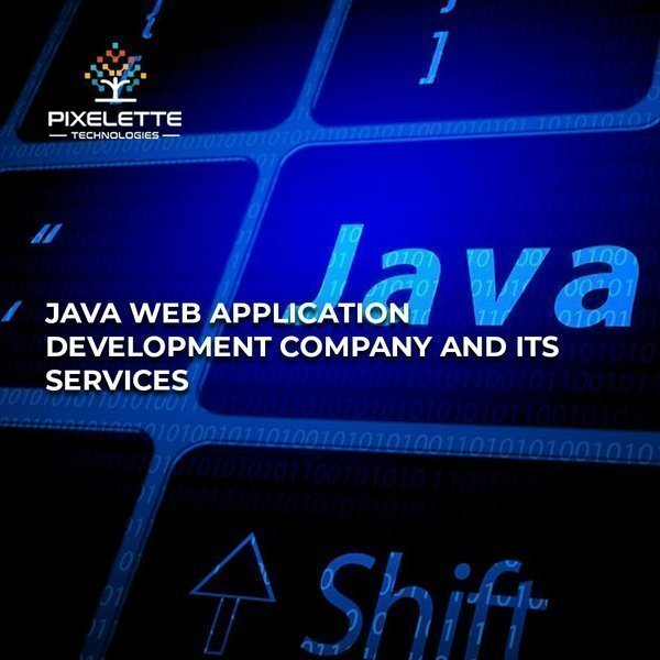 JAVA Web Application Development Company and its services