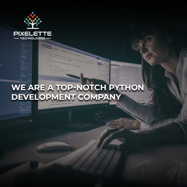 The Innovative Web Development Company | Pixelette Technologies