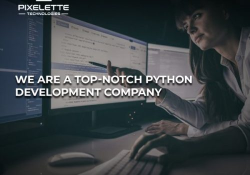 Rich-Featured Python Development Company Yielding Great Services