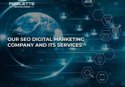 Best SEO Digital Marketing company