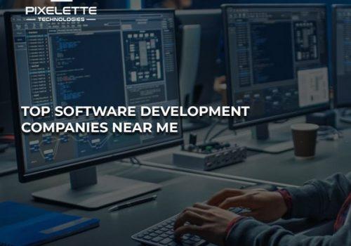 3 Best Software Development Companies near me