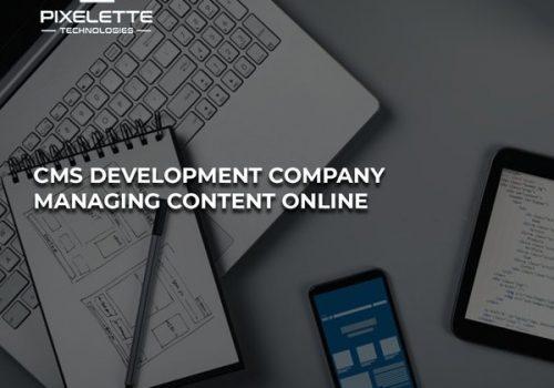CMS Development Company   Pixelette Technologies