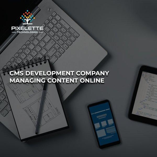 Top-notch CMS Development Company in the UK