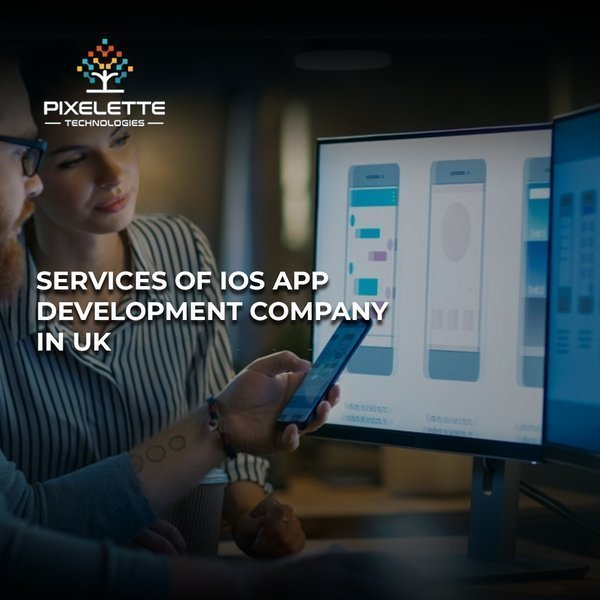 IOS app development company in the UK