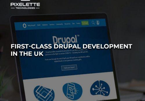 First-Class Drupal Development in the UK