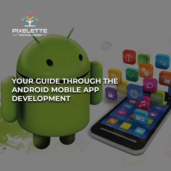 Android & web application development company