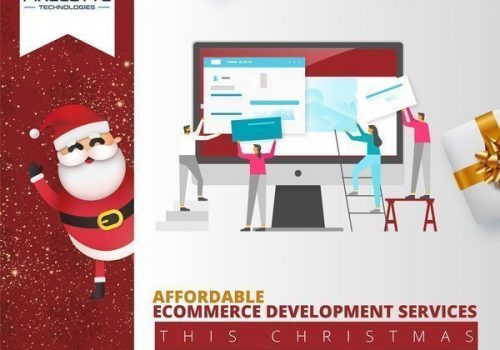 Affordable eCommerce development services this Christmas