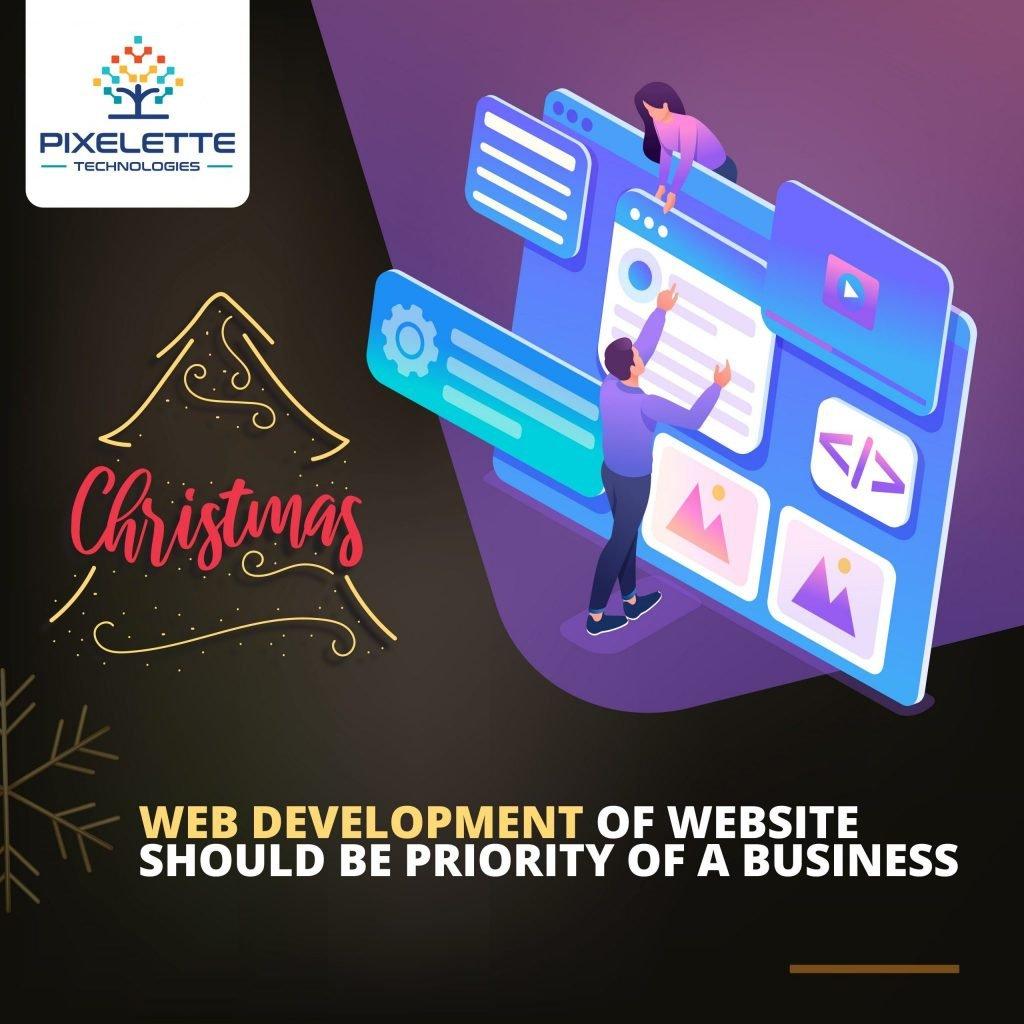 web development Website
