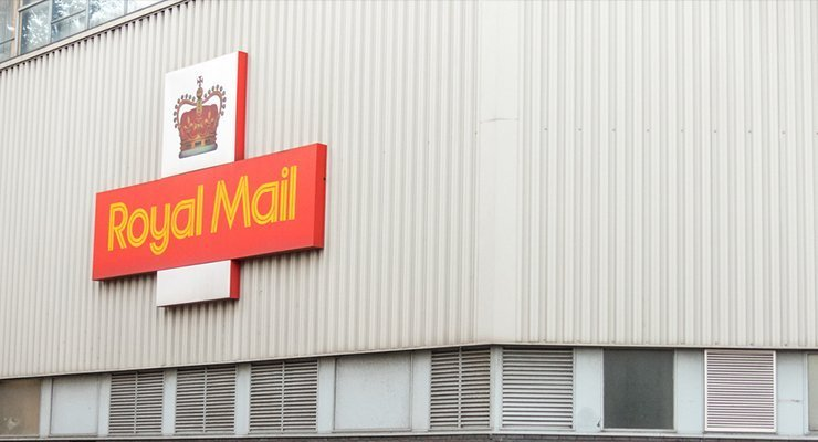 5 services of Royal Mail - Contact UK Live Chat Platform