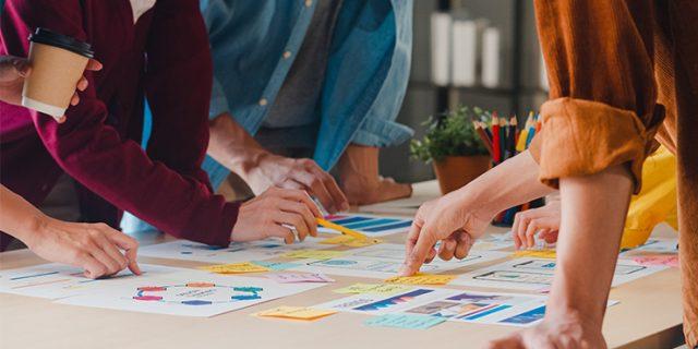 4 benefits of Custom web design services