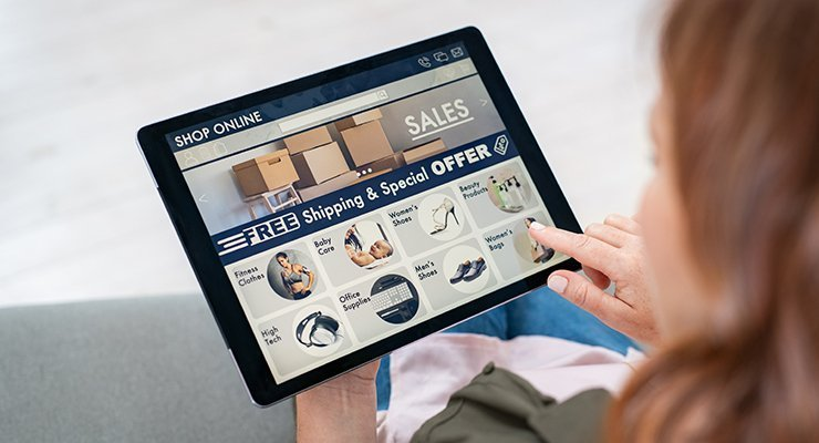 advantages of ecommerce website development