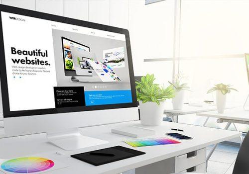 Importance of website design and development