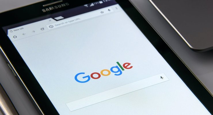 People stuck at home using Google more than ever