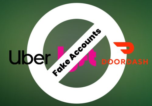 Brazilian Cybercriminals Created Fake Accounts for Uber, Lyft and DoorDash