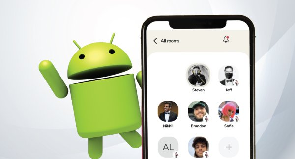 why is Clubhouse launching an android version?
