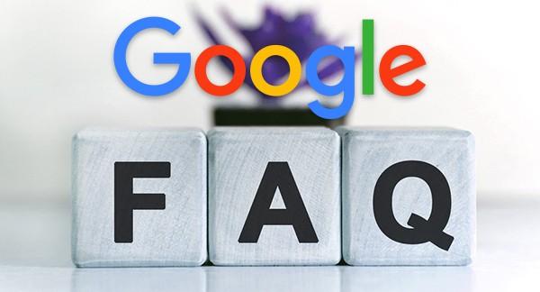Google on FAQ Rich Results