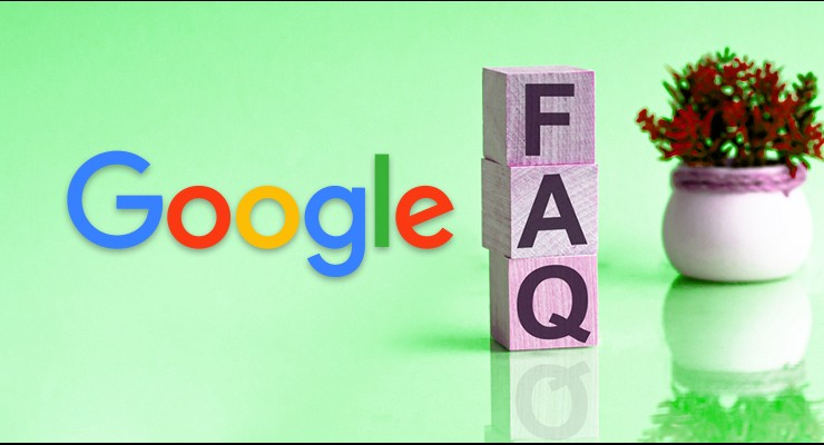 Google on What's Going on With FAQ Rich Results