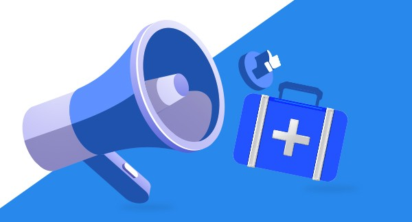 Facebook is now partnering with the healthcare community