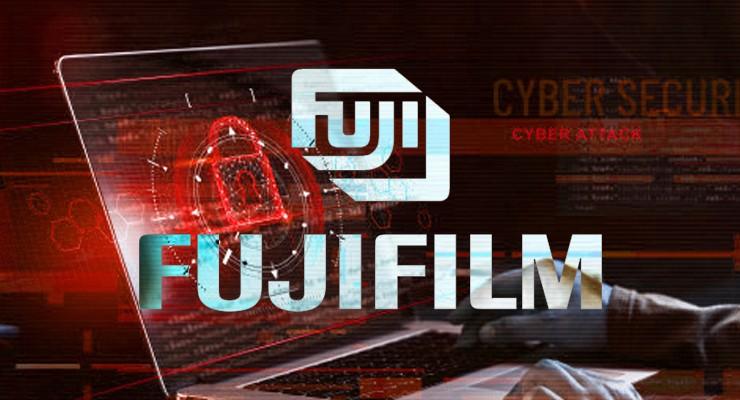 latest updates on precautions taken by FujiFilm against ransomware attacks
