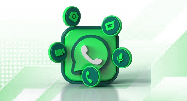 Forget using the phone for WhatsApp try this device now