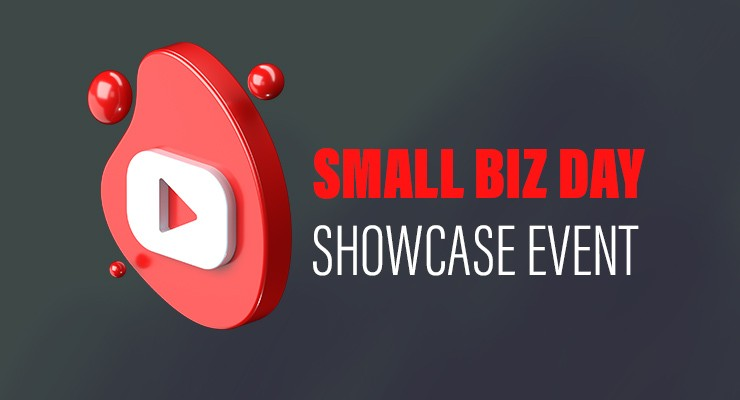 Youtube Small Biz Day showcase event coming soon
