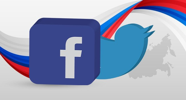 Russia forces social media companies to keep Russian user data within the country.