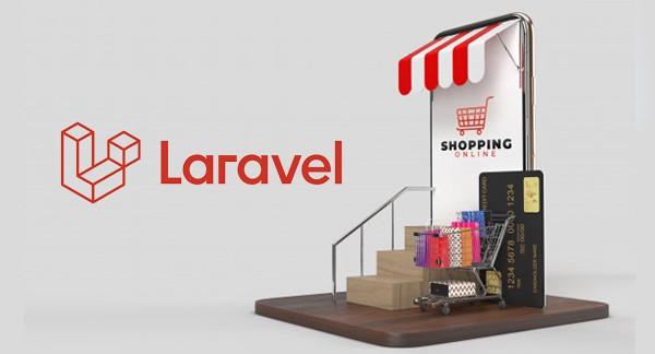 Laravel app design optimum for e-commerce