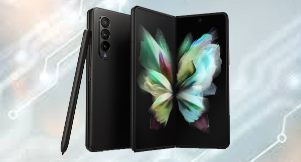 Samsung Galaxy Z Fold 3; everything about the phone.