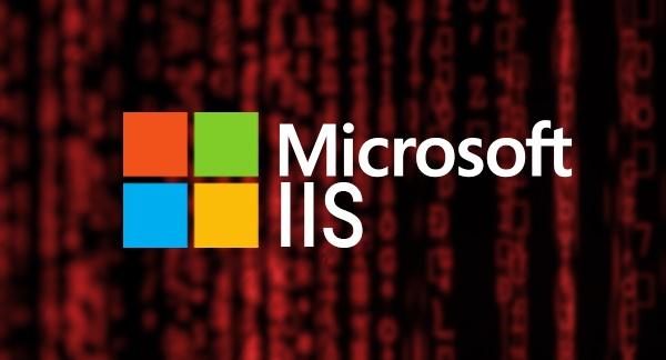 Microsoft IIS server under attack of cyber criminals