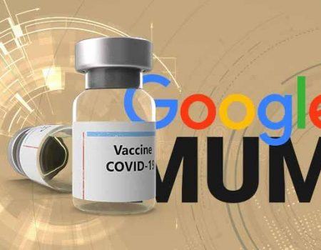 Google uses MUM for vaccine search results