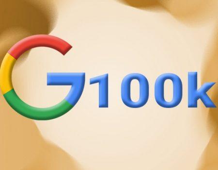 Google Web Stories Reaches 100k Per Day Milestones