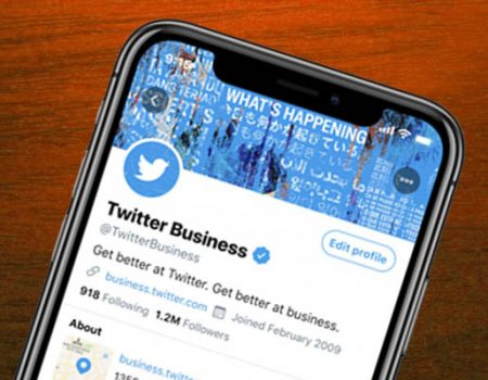 Twitter business profile could launch any day now