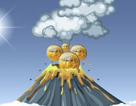 El Salvador to mine bitcoin with electricity from volcanoes.