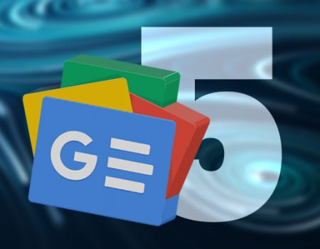 Google's five insights : How to get noticed
