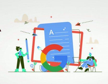 Google says: place unique content above the fold